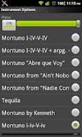 Screenshot of Salsa Rhythm