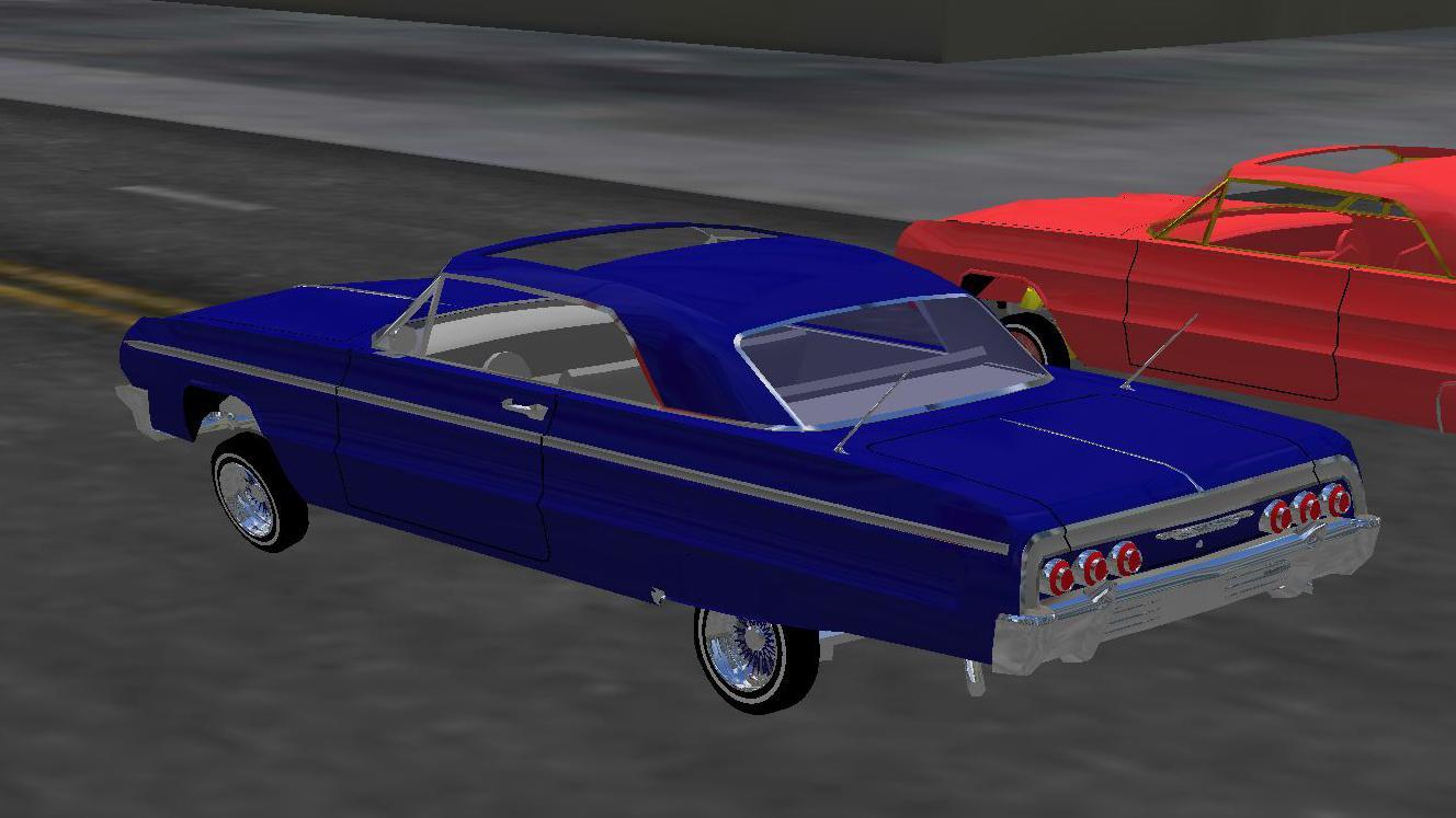 lowrider car game premium screenshot