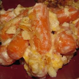 Grandmother's Carrot Casserole