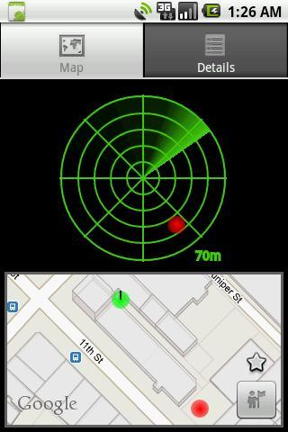 Car Locator TRIAL- screenshot
