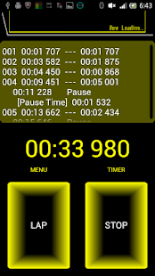 TRONICA Retro Cyber StopWatch- screenshot thumbnail