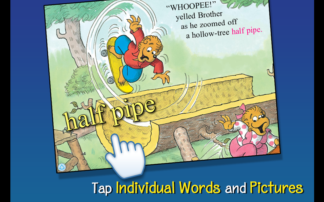 Berenstain Bears: Safe & Sound- screenshot
