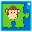 Preschool Animal Jigsaw Puzzle icon