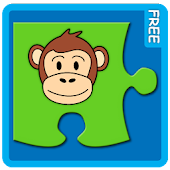 Preschool Animal Jigsaw Puzzle