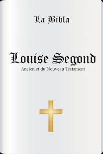 French Bible Louis Segond FREE