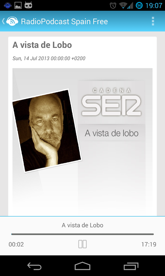 RadioPodcast Spain Free - screenshot