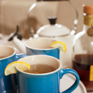 Citrus-Honey Hot Toddy