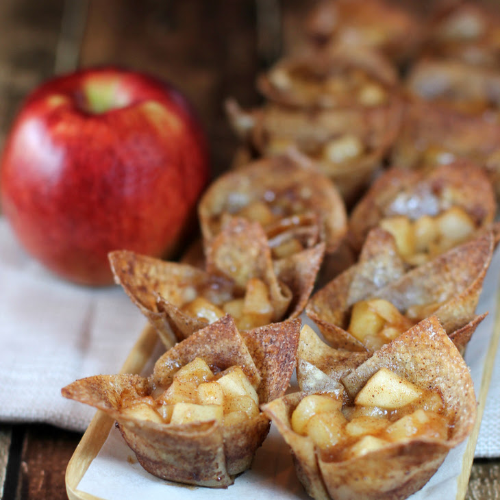Mini Cinnamon Apple Tarts Recipe