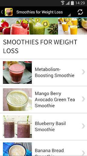 Best Smoothie Recipes screenshot