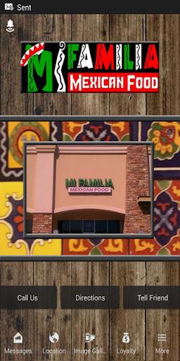 Mi Familia Mexican Food Phx