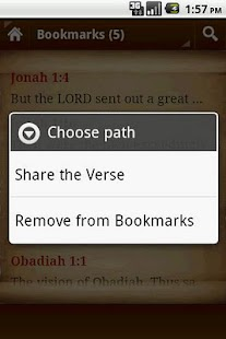 Holy Bible Verses- screenshot thumbnail