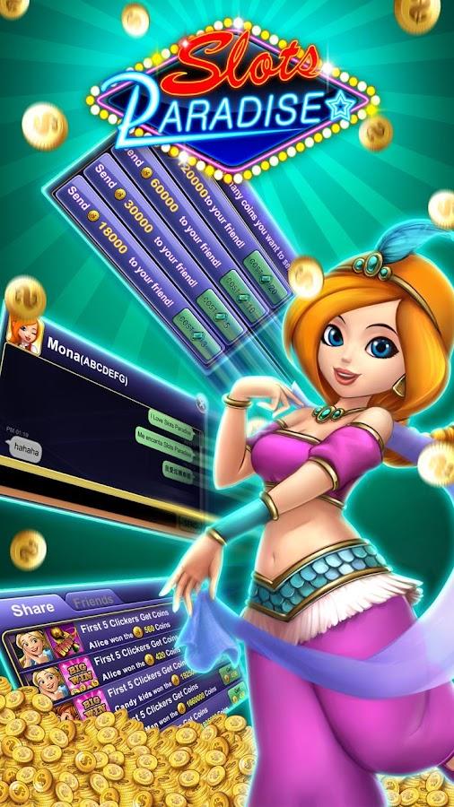Slots Paradise™ - screenshot