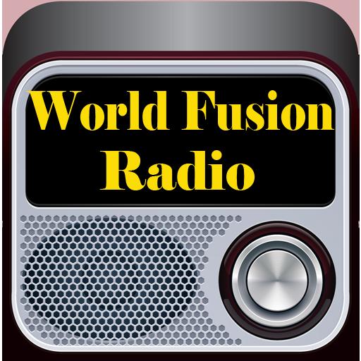 World Fusion Radio LOGO-APP點子