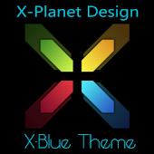 CM10.1 cm10 AOKP Theme X-Blue