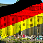 Germany Flag 3D live wallpaper