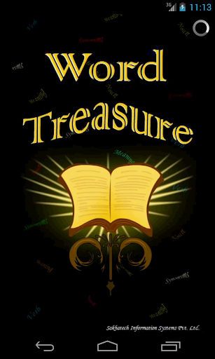 【免費教育App】Word Treasure-APP點子
