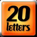 Twenty Letters - Word Game icon