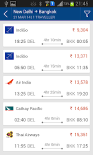 MakeMyTrip, Flights Hotels Bus - screenshot thumbnail