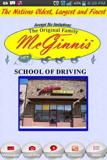 McGinnis School of Driving