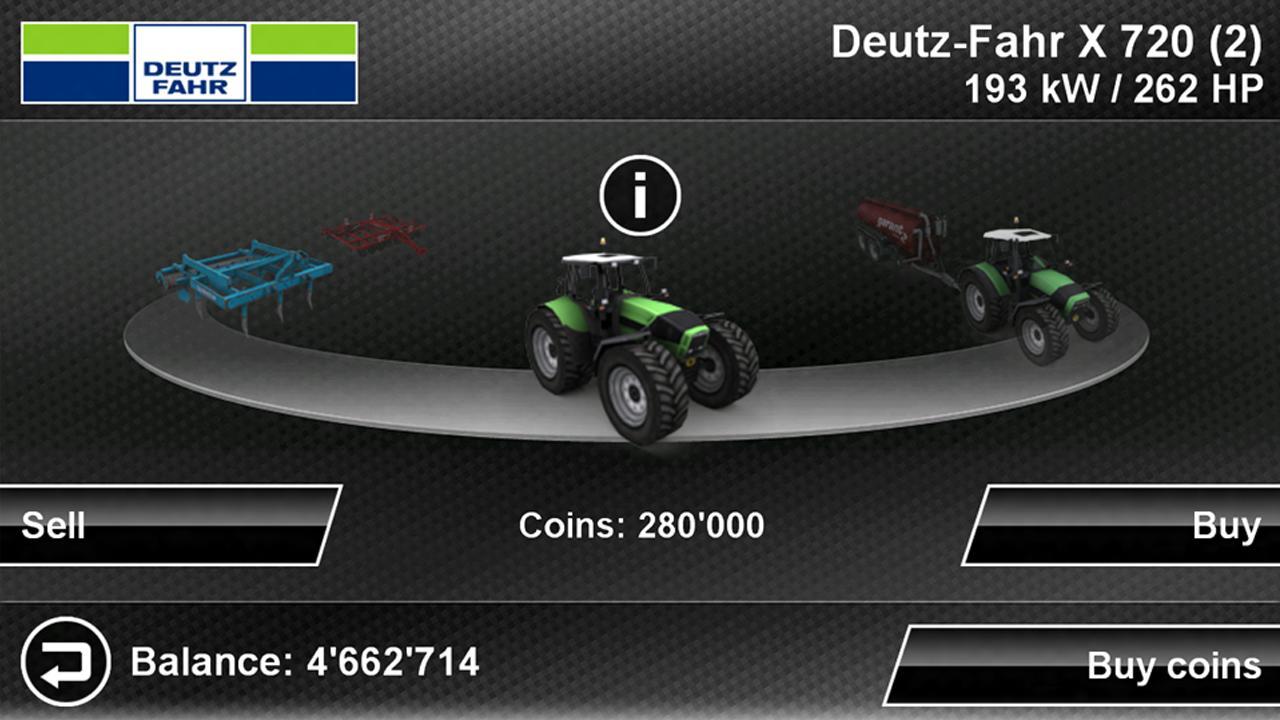 Farming Simulator screenshot #2