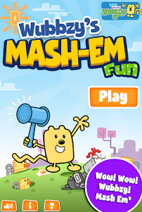 Wubbzy's Mash-Em Fun- screenshot thumbnail