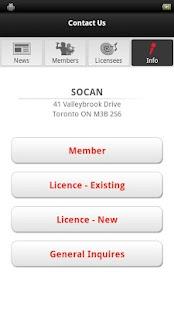 SOCAN- screenshot thumbnail