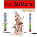 Mean Sumurai - Mental Math icon