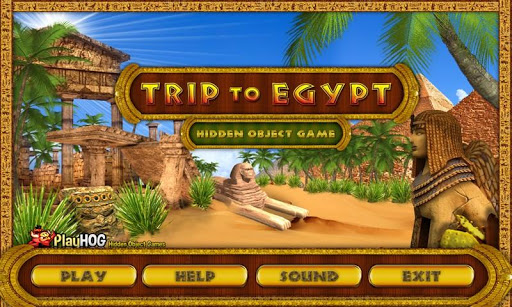 Egypt Trip Find Hidden Objects