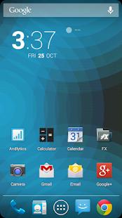 Nexus Ripples LWP - screenshot thumbnail