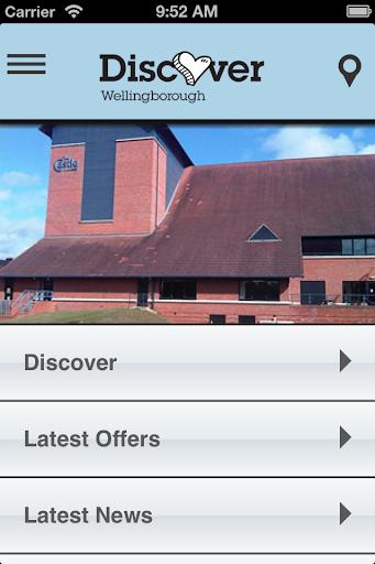 Discover Wellingborough