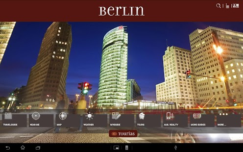 Berlin Travel Guide - Tourias - screenshot thumbnail