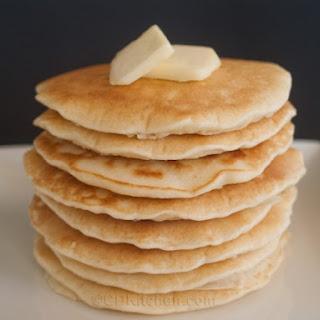 Perkins Restaurant Pancakes.