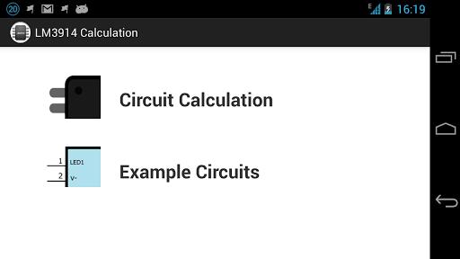 LM3914 Calculation