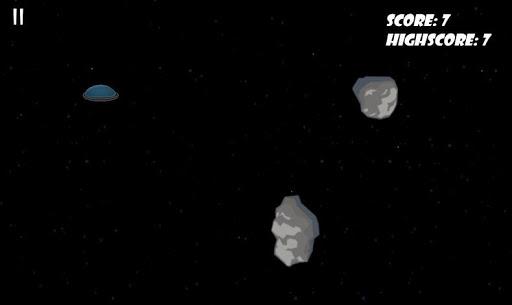 Asteroid Evade