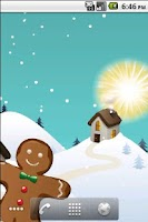 Screenshot of Christmas Live Wallpaper Full