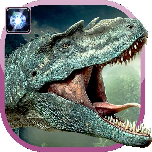 手电筒恐龙火炬 工具 App LOGO-APP試玩