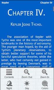 Kepler- screenshot thumbnail