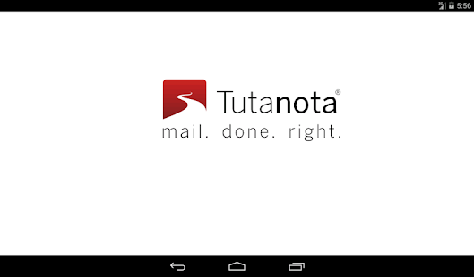 Tutanota: simply secure emails Screenshot 9