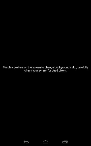 Dead Pixel Test Donate