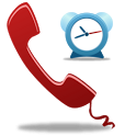 Call History Shortcut icon