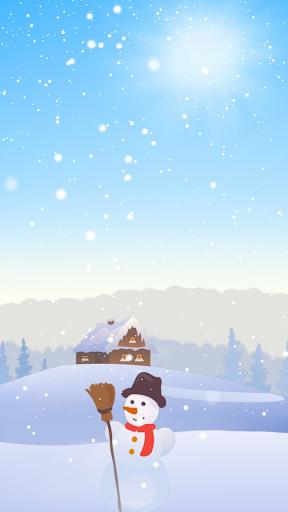 Parallax Winter Live Wallpaper