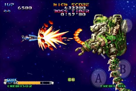 BLAZING STAR - screenshot thumbnail