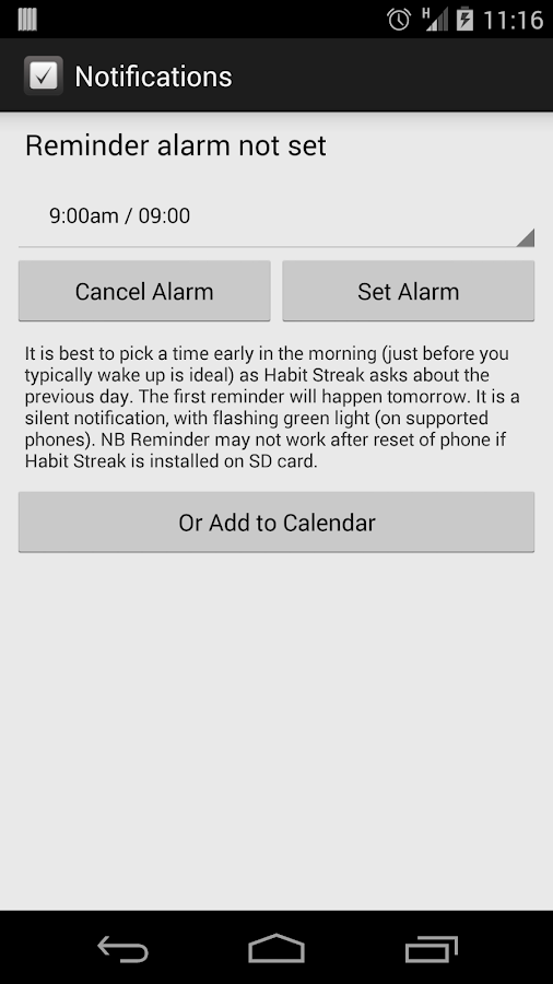 Habit Streak Pro - screenshot