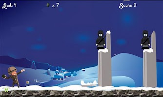 Screenshot of Grenadier