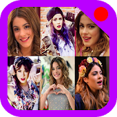 Martina Stoessel Puzzle Game
