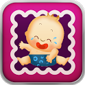 Baby Frames HD icon