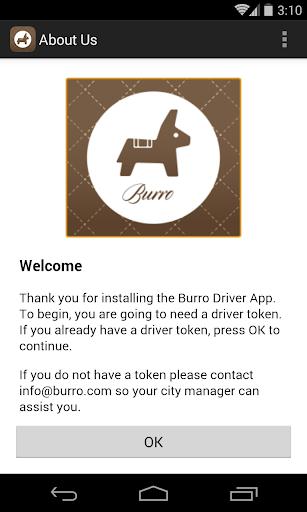 Burro Driver