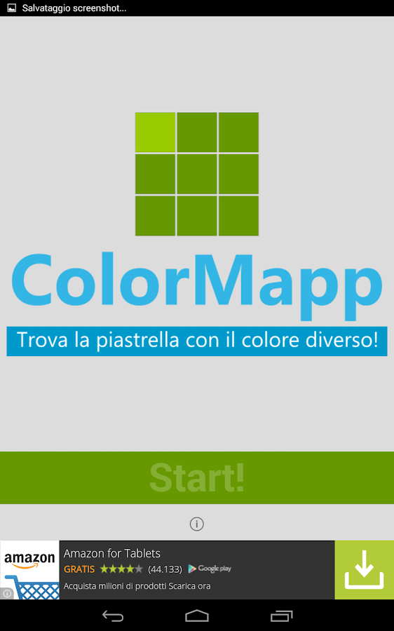 ColorMapp- screenshot