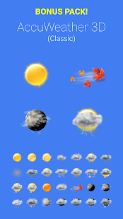 COLOR WEATHER ICONS FOR HDW- screenshot thumbnail
