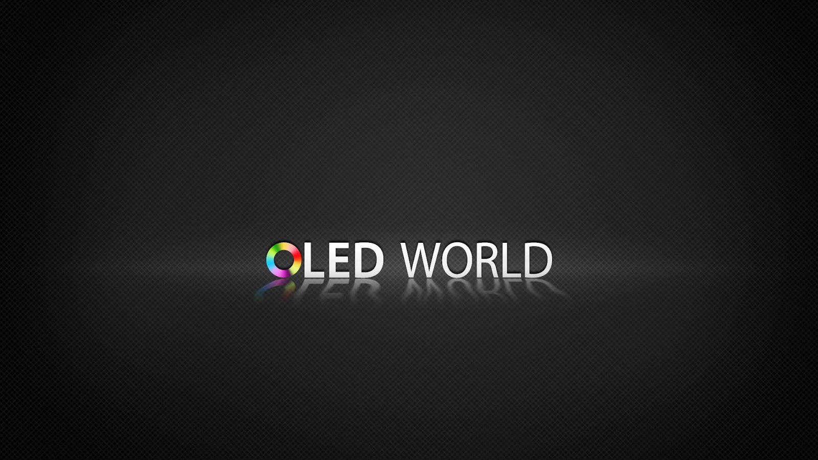 OLED World - screenshot